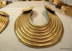 Dublin, National Museum of Ireland: Archaeology -- Necklaces