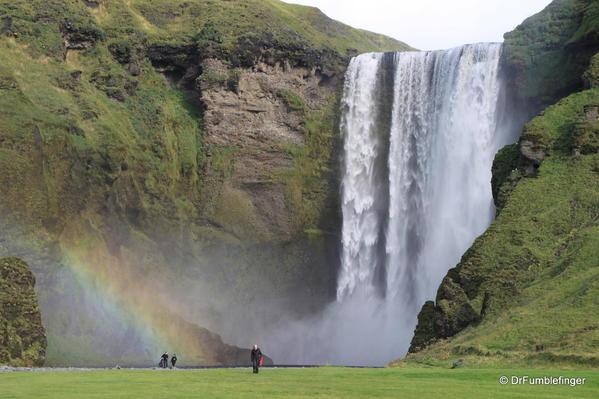 Skogarfoss, South Iceland