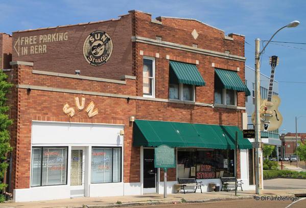 Sun Records, Memphis