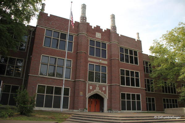 Memphis -- Humes High (now Middle) School
