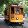 Memphis -- Downtown Trolley