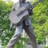 Memphis -- Elvis statue on Beale Street