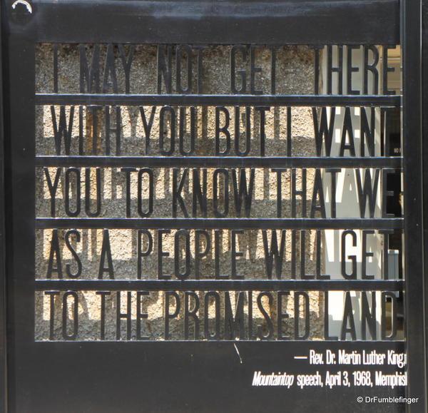 Memphis -- National Civil Rights Museum