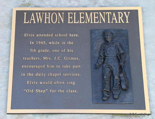 Tupelo Lawhon Elementary School