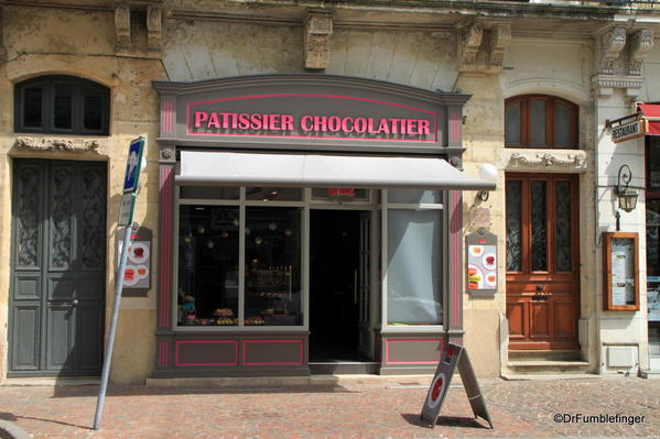 Patissier Chocolatier, Chinon