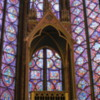 The altar of Sainte-Chapelle