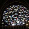 The rose window of Sainte-Chapelle