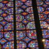 Details of the stained glass, Sainte-Chapelle