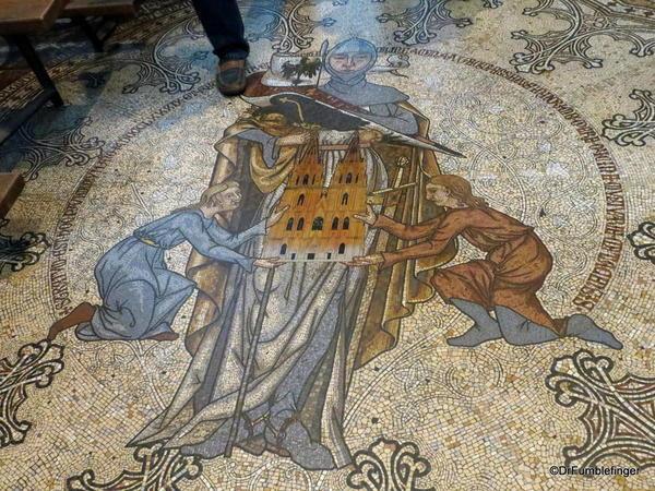 Floor details, Cologne Cathedral