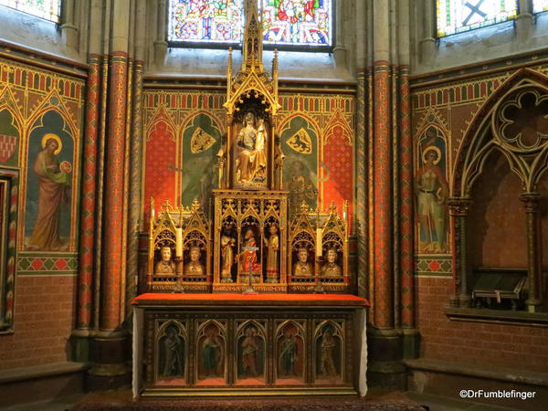 Side altar, Cologne Cathedral