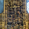 Magnificently detailed side altar,  Cologne Cathedral