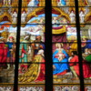 Stained glass, Cologne Cathedral