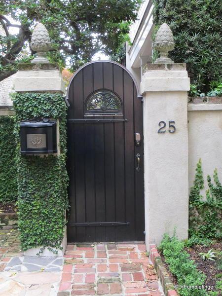 05 Doors of Charleston