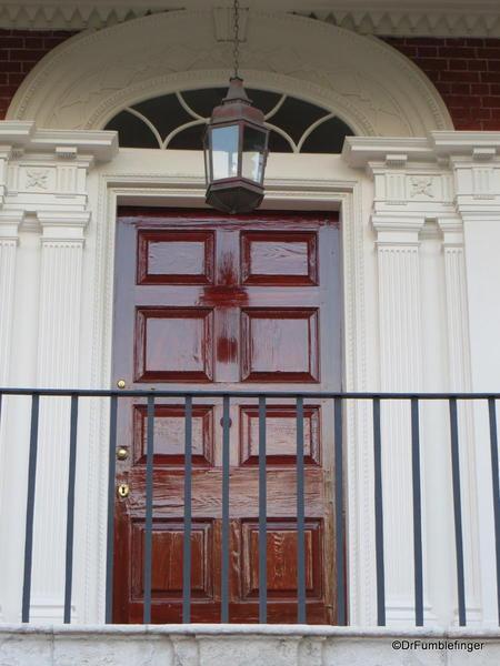 09 Doors of Charleston