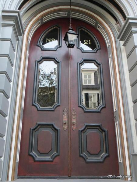 12 Doors of Charleston