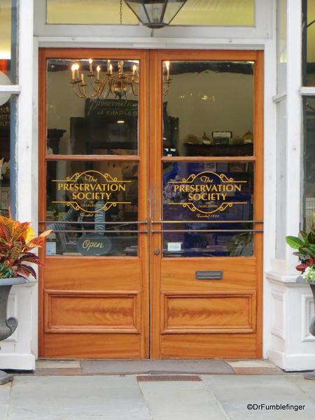 16 Doors of Charleston