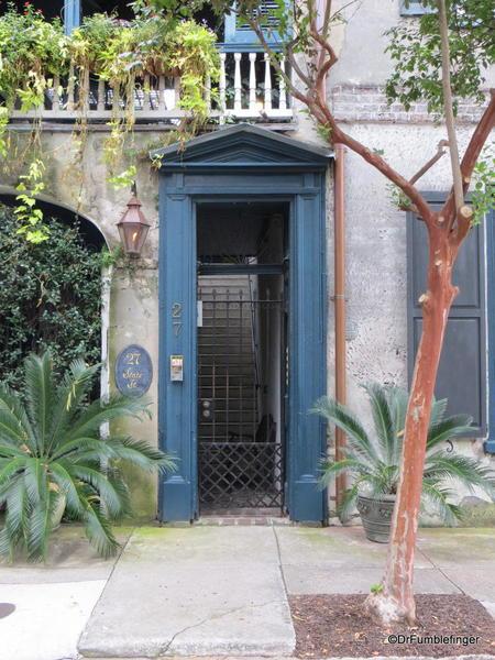17 Doors of Charleston