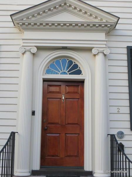 21 Doors of Charleston