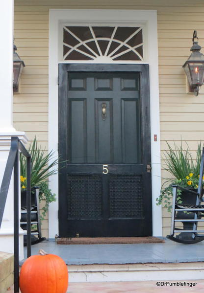 22 Doors of Charleston
