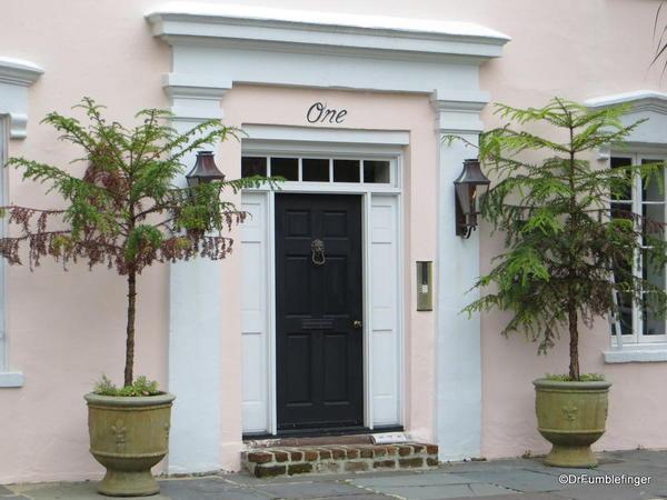 23 Doors of Charleston