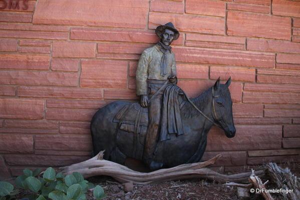 Colorado National Monument. Visitor Center