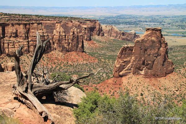 Colorado National Monument 009 Grand View