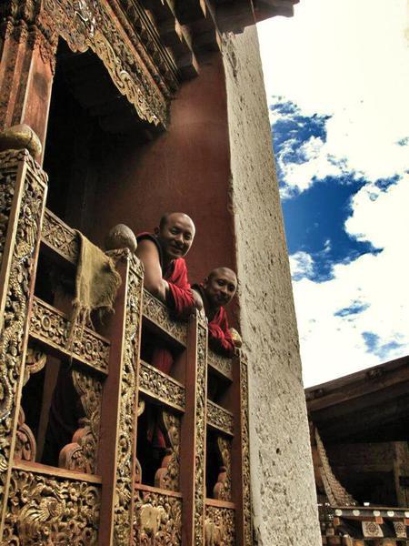 Tango Goemba Monastery, Bhutan