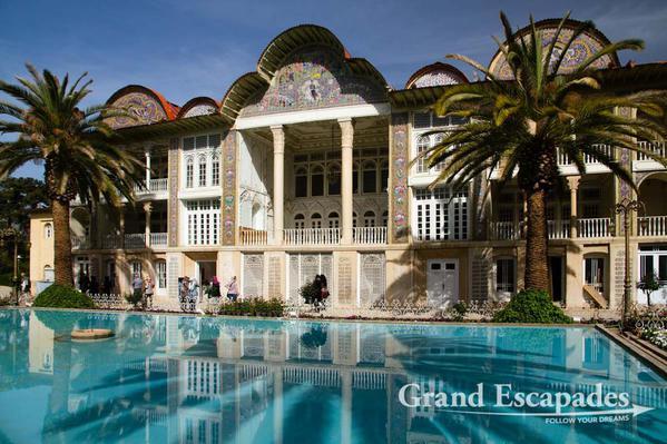 Qavam House, Bagh-e Eram or Heaven Garden, Shiraz