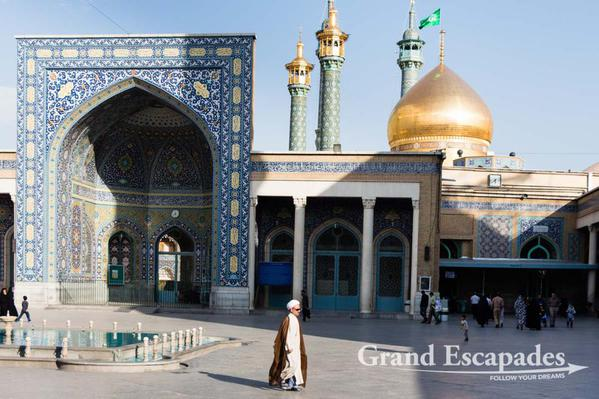 The Shah Mosque – Maydan-e Imam in Esfahan