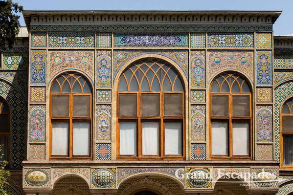 Golestān Palace, Teheran