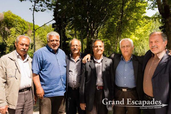 In Esfahan