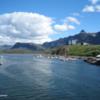 Sisimiut marina. Greenland