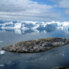 Greenland's glaciers and iceberts