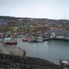 Ilulissat harbour. Greenland