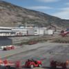 Kangerlussuaq airport buildings…Greenland