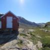 Hiker's hut, Greenland