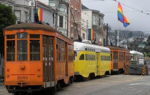 SF Street car