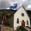 Silver Plume's old St. Patrick's Catholic Church