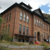 Silver Plume.  George Rowe Museum (former schoolhouse): The museum is open during the summer months