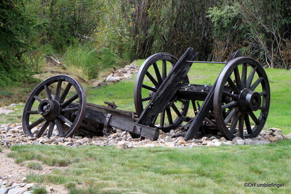Old cart, Silver Plume
