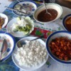 Casa Particulares in Cuba: A deliciously prepared meal by the Aunt/Chef of Hostal el Tayaba, Trinidad de Cuba