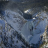 Lower Yellowstone Falls, Grand Canyon of the Yellowstone, Yellowstone National Park