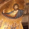 Mosaics at Monreal cathedral, Palermo