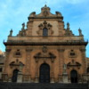 Baroque Cathedral in Modica