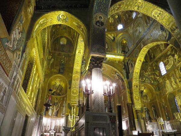 Cappella Palantina, Palermo, Sicily