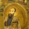 Cappella Palantina, Palermo, Sicily.  Apostle Paul