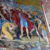 Cappella Palantina, Palermo, Sicily.  Exterior, by entrance