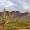 Superstitious Mountain, Arizona