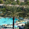 One of two Hotel Valley Ho pool areas