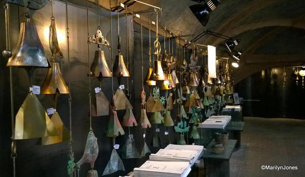 Cosanti: The art studio of Paolo Soleri.